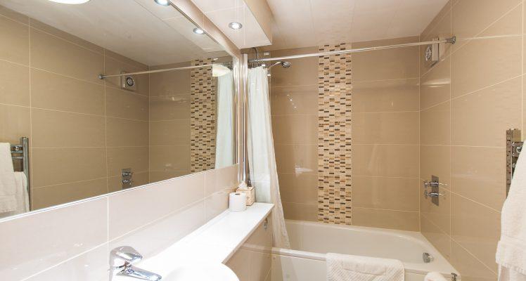 Executive Room 1 bathroom